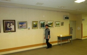 明石市生涯学習センター 作品展 Sakuhinten_i