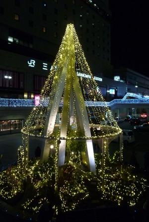 イルミネーション 三ノ宮駅前南側 Illumination_sannomiya01