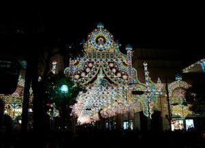 ルミナリエ 2014 神戸 Luminarie01