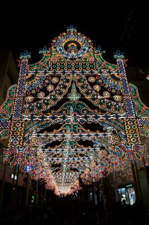 ルミナリエ 2014 神戸 Luminarie02