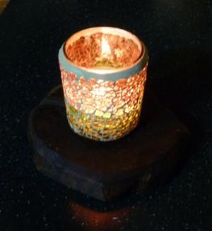 キャンドル グラス Candle_glass