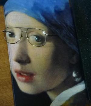 ヨハネス・フェルメール 真珠の耳飾りの少女 Vermeer