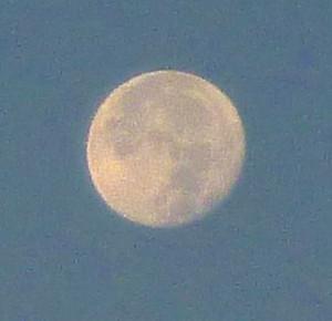 スーパームーン Super_moon