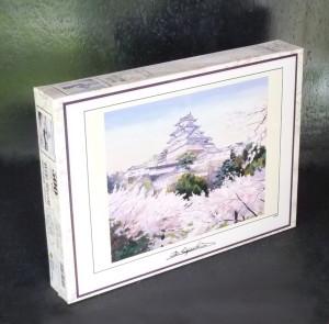 ジグソーパズル 姫路城 Jigsaw_puzzle