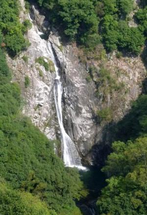 神戸布引ハーブ園 布引の滝 P0187
