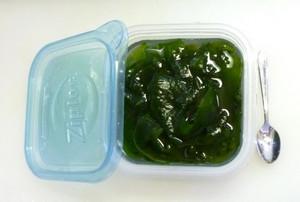 冷蔵庫で保存 Wakame_411