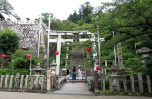 醒井 加茂神社  Bai_i0688