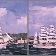 帆船・日本丸 Hansen_k