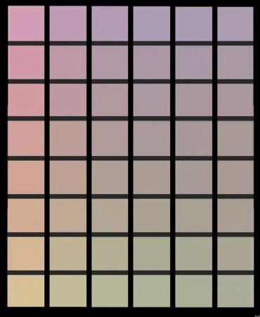 色の三原色で作れる色は(その2 ) 3primy_mix02