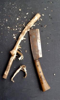 山椒の木 すりこ木の作り方 P1000856sml