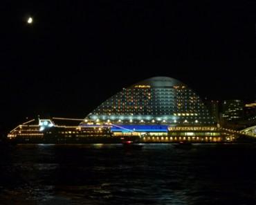 オリエンタルホテルとルミナス神戸2